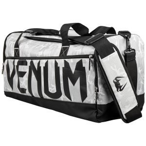 Venum Sparring Sport Bag White Camo