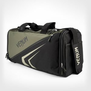 Venum Trainer Lite Evo Sports Bag Khaki Black