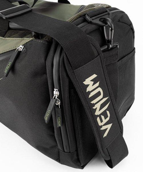 Venum Trainer Lite Evo Sports Bag Khaki Black