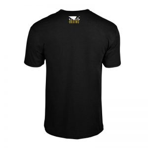 Bad Boy Boxing Discipline T-Shirt Black