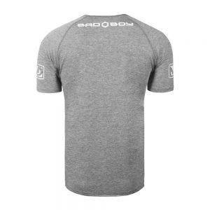 Bad Boy G.P.D Performance T-Shirt Grey