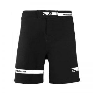 Bad Boy Oss Grappling Shorts Black