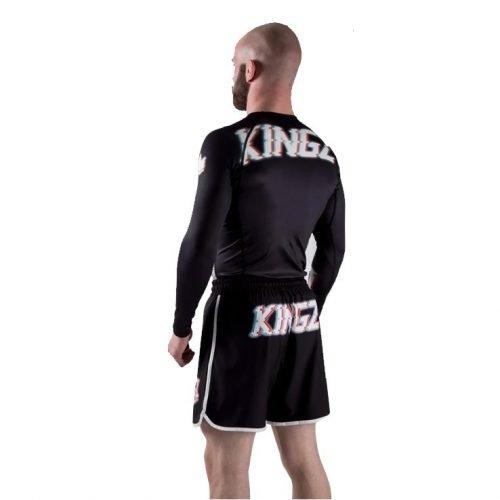 Kingz Static Rash Guard