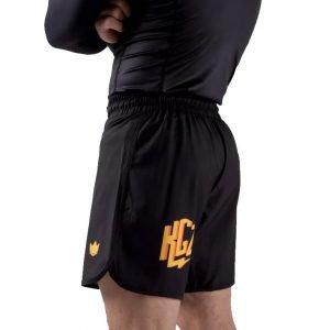 Kingz KGZ Shorts Orange Edition