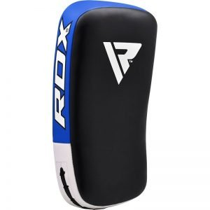 RDX T1 Curved Thai Kick Pad Blue