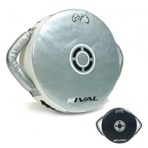 Rival RPS7 Fitness Plus Punch Shield Silver Black