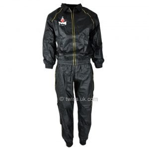 Twins VSS-1 Vinyl Sweatsuit Black