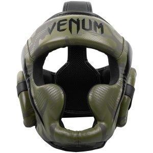 Venum Elite Head Guard Khaki Camo
