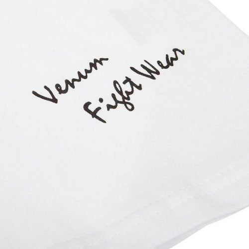 Venum Giant T-Shirt White Black