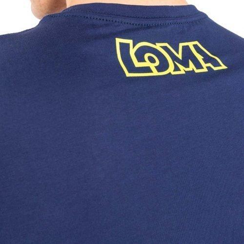 Venum Origins T-Shirt Loma Edition Blue Yellow