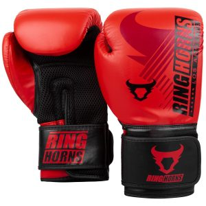 Ringhorns Charger MX Boxing Gloves Red Black