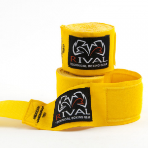 Rival Mexican Hand Wraps 4.5M Yellow