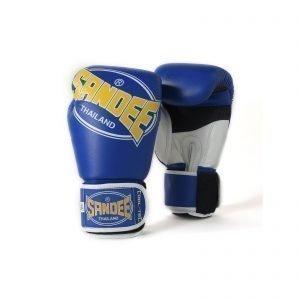 Yellow /& White Kids Boxing Gloves Sandee Cool-Tec Kids Muay Thai Blue