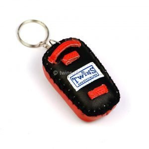 Twins MKP1 Black Red Kick Pad Keyring