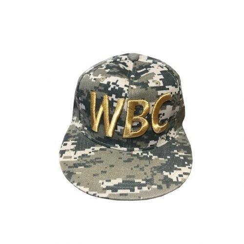 WBC Camo Baseball Cap