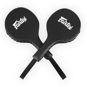 Fairtex BXP1 Boxing Paddles Black