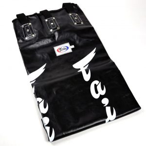HB6 Fairtex Black 6ft Muaythai Banana Bag - UNFILLED