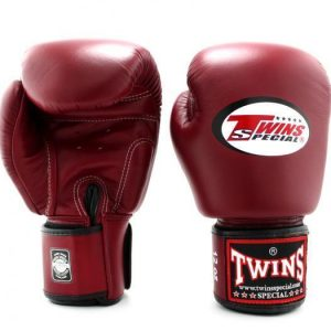Twins BGVS3 Kids Boxing Gloves Maroon