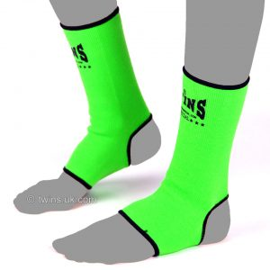 Twins Ankle Supports AG1 Lime Green