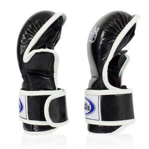 Fairtex FGV15 Black MMA Sparring Gloves