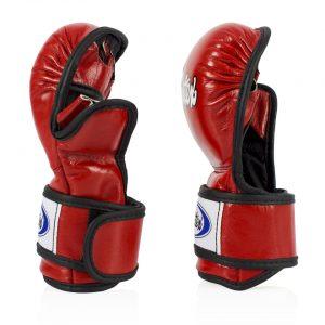 Fairtex FGV15 Red MMA Sparring Gloves