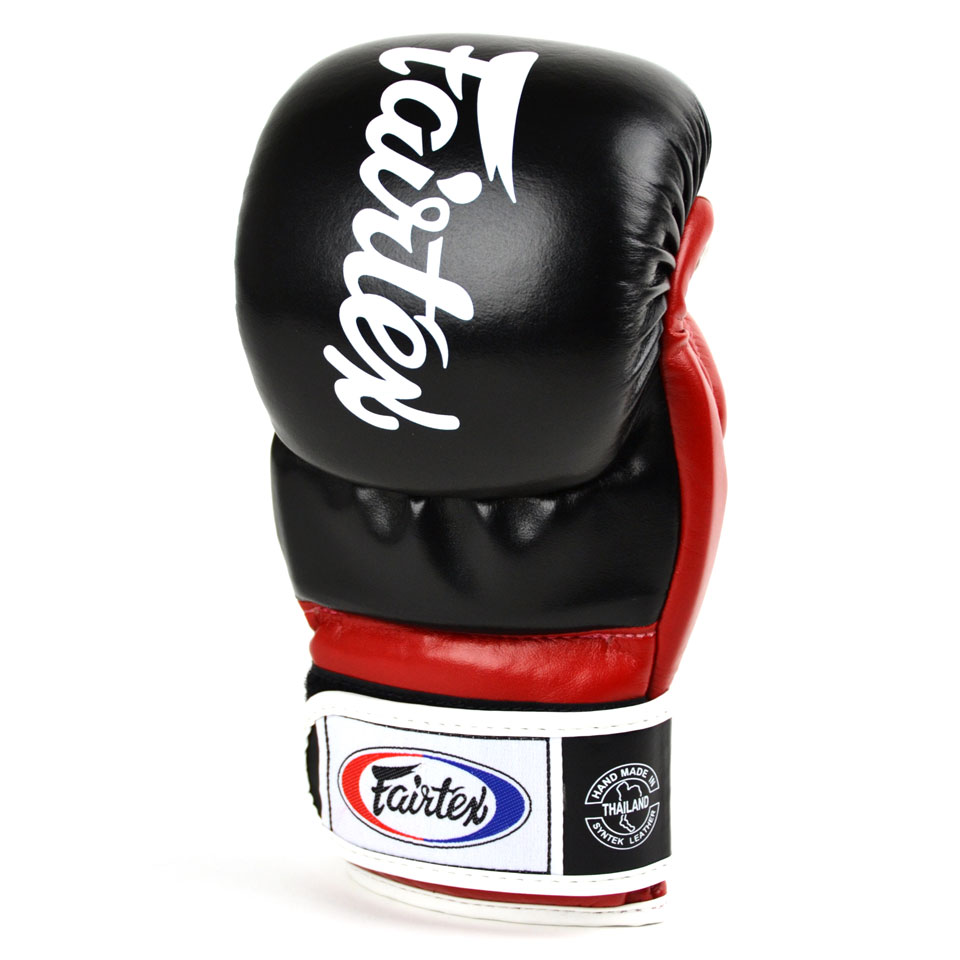 Fairtex MMA Sparring Gloves Black