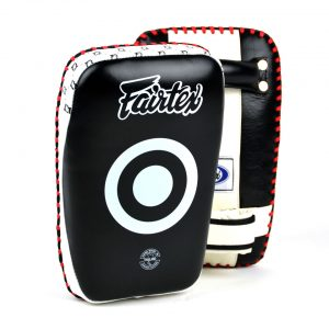 Fairtex KPLC1 Small Curved Kick Pads