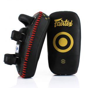 Fairtex KPLC5 Black Light Weight Thai Kick Pads