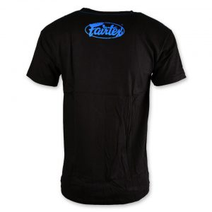 Fairtex TST148 Limited Edition T-Shirt Black Blue