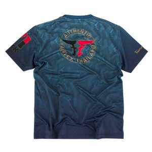 Fairtex TST172 Dri-Fit T-Shirt Green