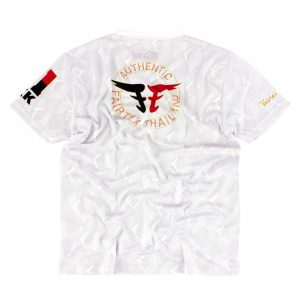 Fairtex TST172 Dri-Fit T-Shirt White
