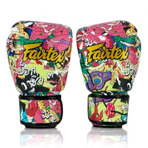 Fairtex X URFACE Limited Edition Boxing Gloves