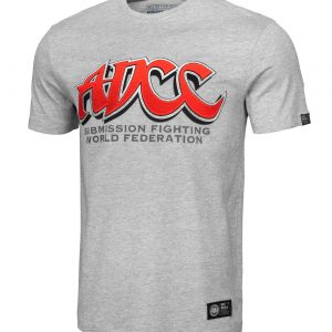 Pitbull Official ADCC T-Shirt Grey
