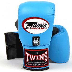 Twins TBGLA1F Air Flow Bag Gloves Blue Grey