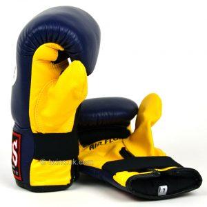 Twins TBGLA1F Air Flow Bag Gloves Navy Yellow
