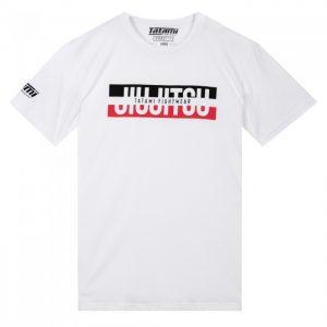 Tatami Super T-Shirt White Black