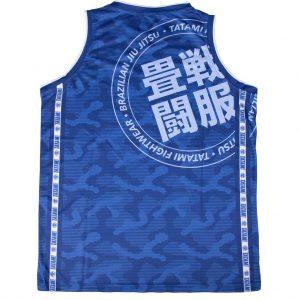 Tatami Breakout Vest Blue