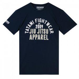 Tatami Retro T-Shirt Navy