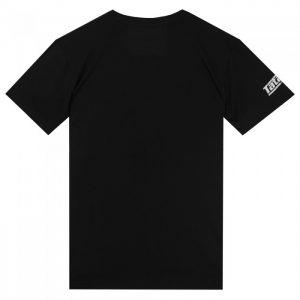Tatami Retro T-Shirt Black