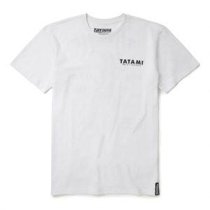 Tatami Tiger Style T-Shirt White