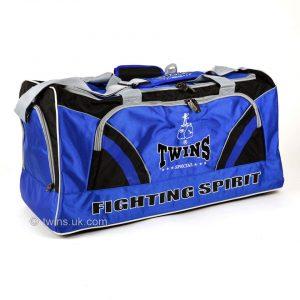 Twins BAG2 Gym Bag Blue