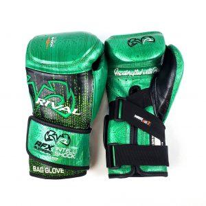 Rival RFX-Guerrero Intelli-Shock Bag Gloves Cyber Edition