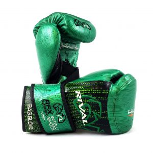 Rival RFX-Guerrero Intelli-Shock Bag Gloves Cyber Edition