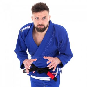 Tatami The Competitor Gi Blue