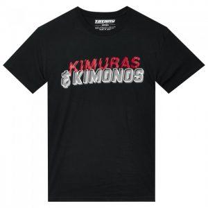 Tatami Kimuras SS T-Shirt Black