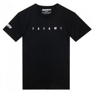 Tatami Standard T-Shirt Black
