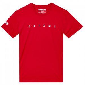 Tatami Standard T-Shirt Red