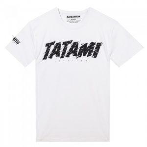 Tatami Static T-Shirt White