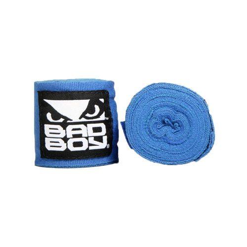 Bad Boy Combat Hand Wraps 3.5m Stretch Blue