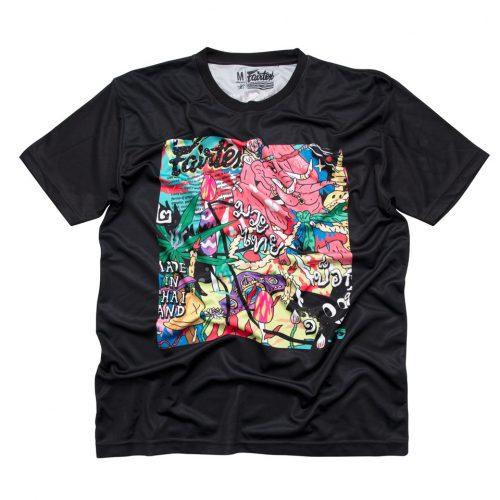 Fairtex X URFACE TST183 Square T-Shirt